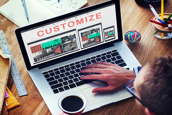 Develop customized content